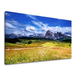 Obraz na stenu KRAJINA 30x40 cm Zľava 60 %KR032E11/24h (skladom)