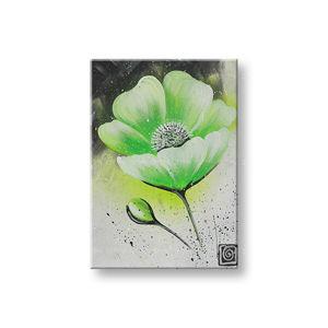 Maľovaný obraz na stenu DeLUXE KVETY 039D1 (ručne maľované obrazy)