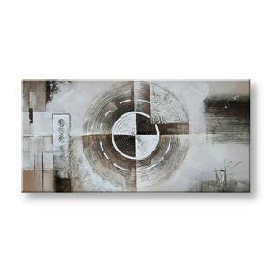 Maľovaný obraz na stenu ABSTRAKT FB007E1 (maľované obrazy FABIO)