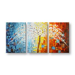 Maľovaný obraz na stenu KVETY FB037E3 (maľované obrazy FABIO)