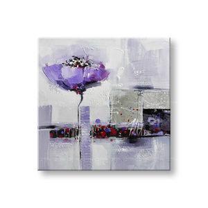 Maľovaný obraz na stenu KVETY FB086E1 (maľované obrazy FABIO)
