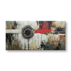 Maľovaný obraz na stenu ABSTRAKT FB143E1 (maľované obrazy FABIO)