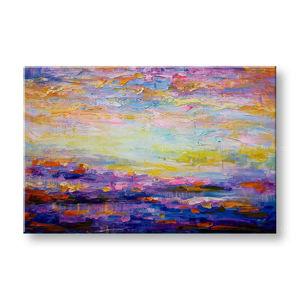 Maľovaný obraz na stenu ABSTRAKT FB489E1 (maľované obrazy FABIO)