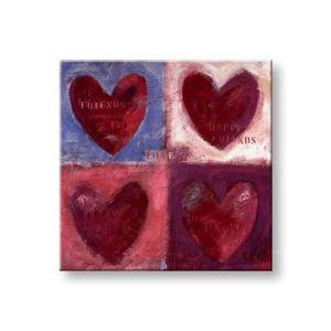 Maľovaný obraz na stenu LOVE NU0003E1 (maľované obrazy – NUBIO -)