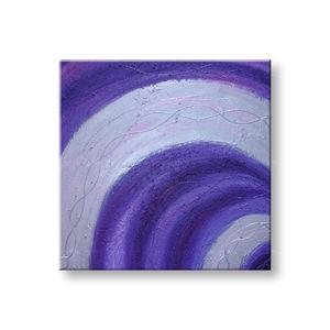 Maľovaný obraz na stenu ABSTRAKT NU0005E1 (maľované obrazy – NUBIO -)