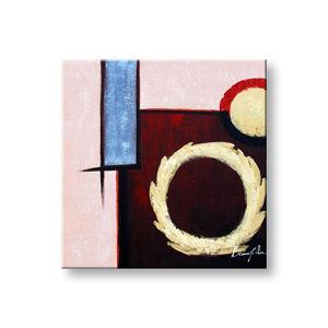 Maľovaný obraz na stenu ABSTRAKT NU0012E1 (maľované obrazy – NUBIO -)