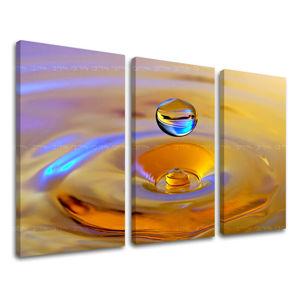 Obraz na stenu 3 dielny FENG SHUI FS016E30 (HD obrazy na plátne)