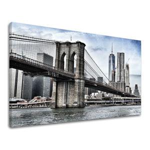 Obraz na stenu MESTO / NEW YORK ME115E11 (moderné obrazy na plátne)