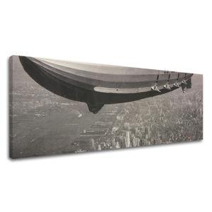 Obraz na stenu Super Panoráma MESTO / NEW YORK ME119E14 (moderné obrazy na plátne)