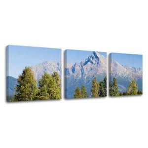 Obraz na stenu 3 dielny SLOVENSKO SK006E33 (moderné obrazy na plátne)