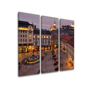 Obraz na stenu 3 dieny SLOVENSKO SK022E31 (moderné obrazy na plátne)