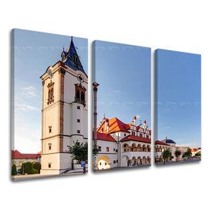 Obraz na stenu 3 dielny SLOVENSKO SK029E30 (HD obrazy na plátne)